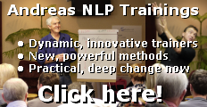 Andreas NLP Trainings banner