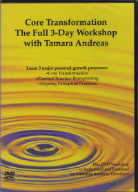 Core Transformation-the Full 3-Day Workshop on DVD