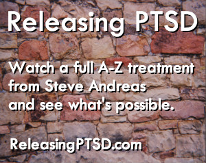 Releasing PTSD - client session from Steve Andreas